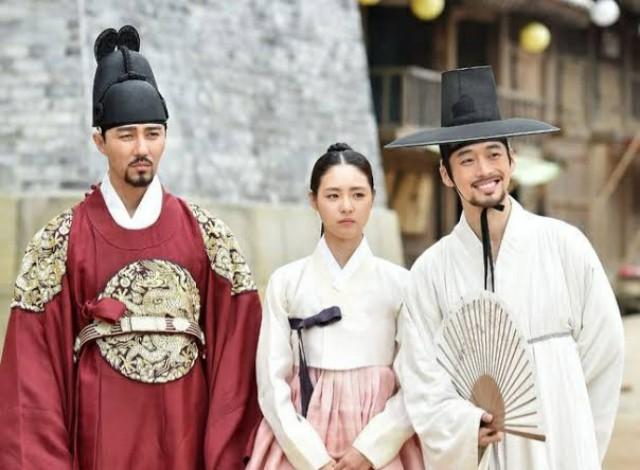 Işığın Prensesi Kore dizisi konusu oyuncuları